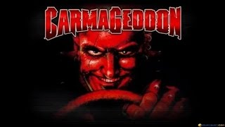 Carmageddon gameplay (PC Game, 1997)