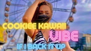 DARIA JONC TWERK CHOREOGRAPHY | Cookiee Kawaii - Vibe (If I Back It Up)