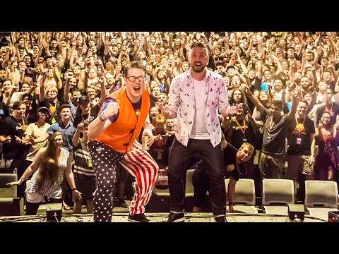 Kinda Funny Can't Do This Shit In America - RTX Sydney 2017 Panel