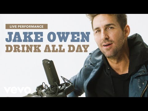Kelly Sheehan - Check Out Jake Owen's New Drinking Song Stripped Down