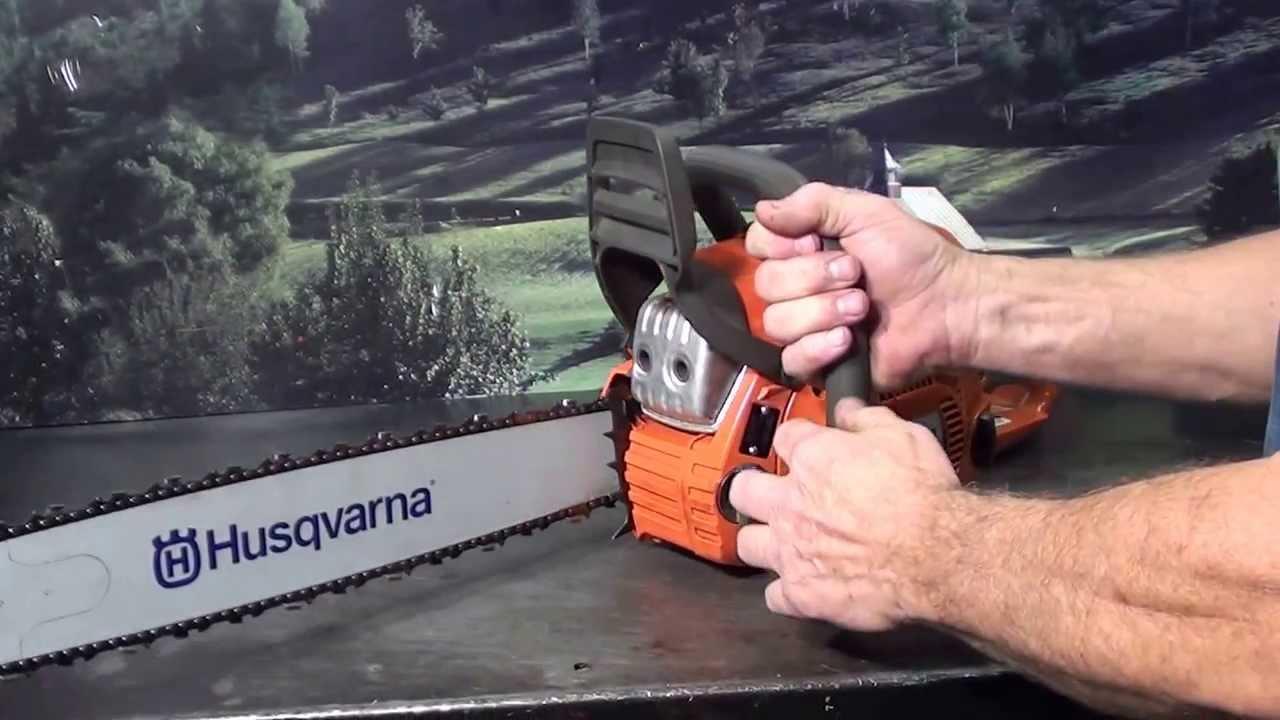 the chainsaw guy shop talk husqvarna 445 x torq chainsaw 9 24 youtube rh youtube com husqvarna 445 x-torq chainsaw manual husqvarna chainsaw 445 owners manual