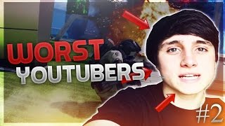 The WORST Clickbait YouTubers- Exility & TheProGamerJay | Clickbait Titles + Arrows- EXPOSED