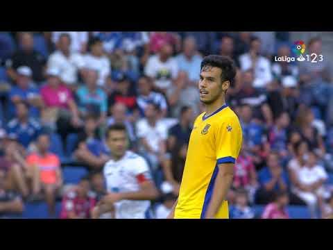 Resumen de CD Tenerife vs AD Alcorcón (4-0)