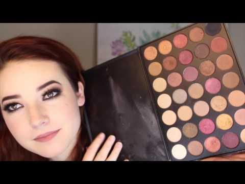 ASMR Makeup Artist Roleplay (Whispered)