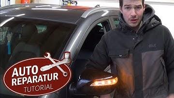 Hyundai I30 Außenspiegel Rechts Mit Blinker