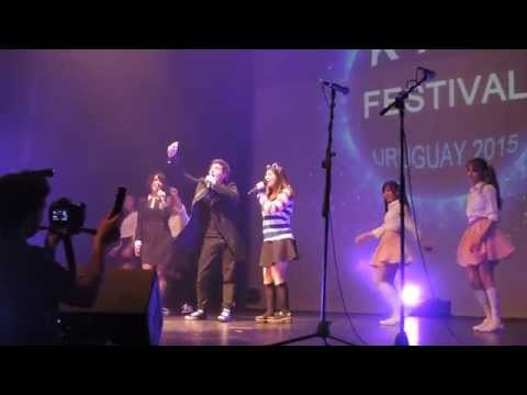 I'm Different (나는 달라) - HI SUHYUN Ft. BOBBY- Dance/Vocal Cover - KPOP WORLD FESTIVAL 2015