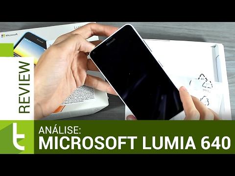 Análise Microsoft Lumia 640 | Review do TudoCelular.com
