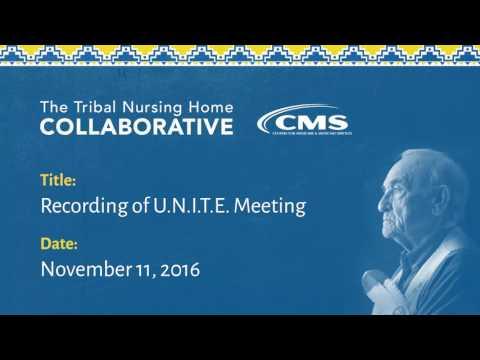 Recording of U.N.I.T.E. meeting held November 11, 2016