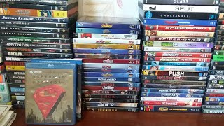 Superhero Movie Collection