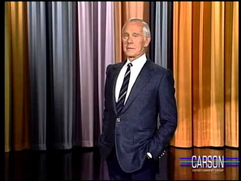Funny New Year's Resolutions: Johnny Carson, Ed & Doc, Jan 4, 1989