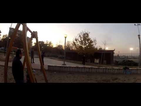 ArditPK - The end of 2013 (Parkour & Freerunning)