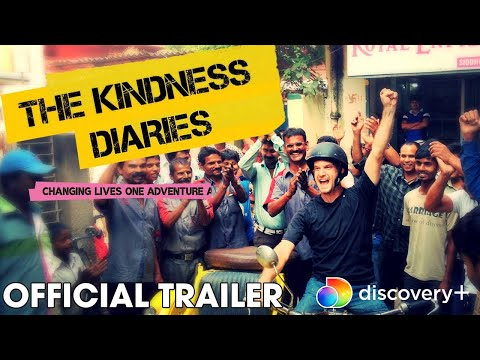 The Kindness Diaries Now Streaming on Netflix