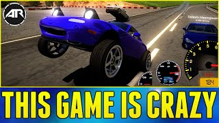 THIS GAME IS CRAZY!!! - Drift Streets Japan Gameplay