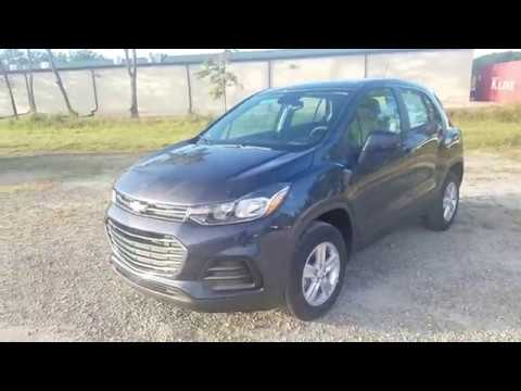 2018 Chevrolet Trax LS - AWD - Storm Blue Metallic - FULL REVIEW