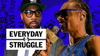 ODB's Struggles at Roc-A-Fella, TDE Rapper Reason, Snoop Dogg's Time on No Limit | Everyday Struggle