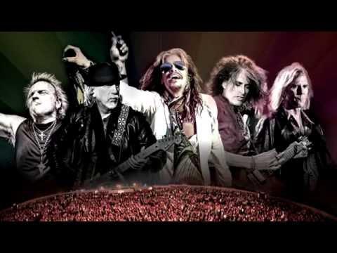 Rock N' Rumble Aerosmith @ Bogota - Colombia 29 sept. 2016 [1080p]