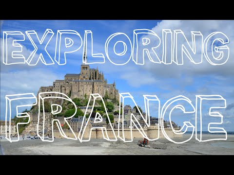 Exploring France (Nantes) || Adela