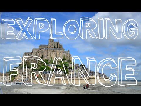 Exploring France (Nantes) || Adela