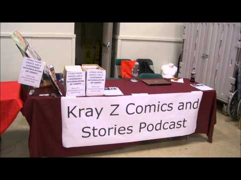 Kray Z Comics and Stories 234: Diamond Distribution: Threat or Menace