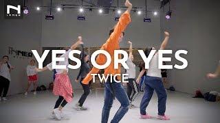 """คลาสเต้น - """"YES or YES"""" - TWICE - ออกกำลังกาย"""