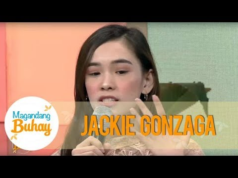 Jackie gets emotional talking about her close relationships with her family | Magandang Buhay