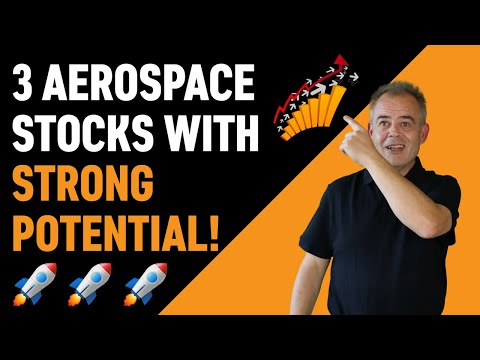 Best Aerospace Stocks To Buy Now! STRONG GROWTH Potential in 2021!!