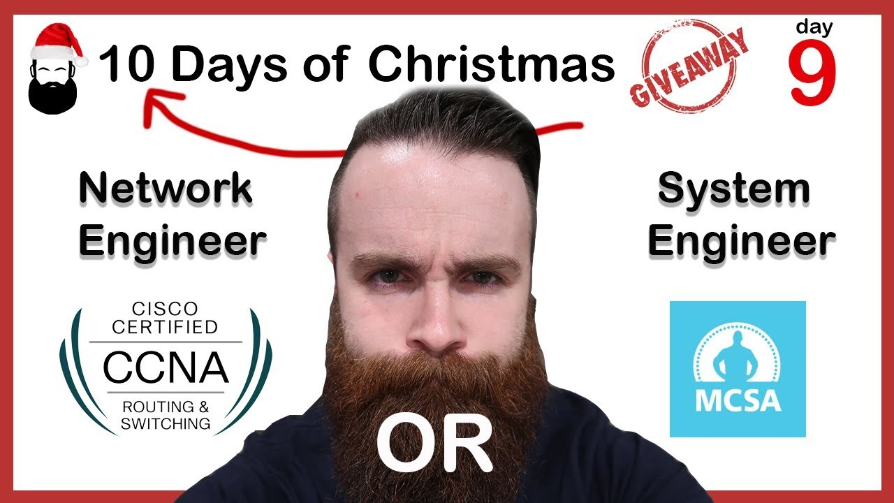 Network Engineer Or Systems Engineer Ccna Or Mcsa Vca Youtube