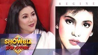 Showbiz Pa More: First Album Experience of Regine Velasquez-Alcasid