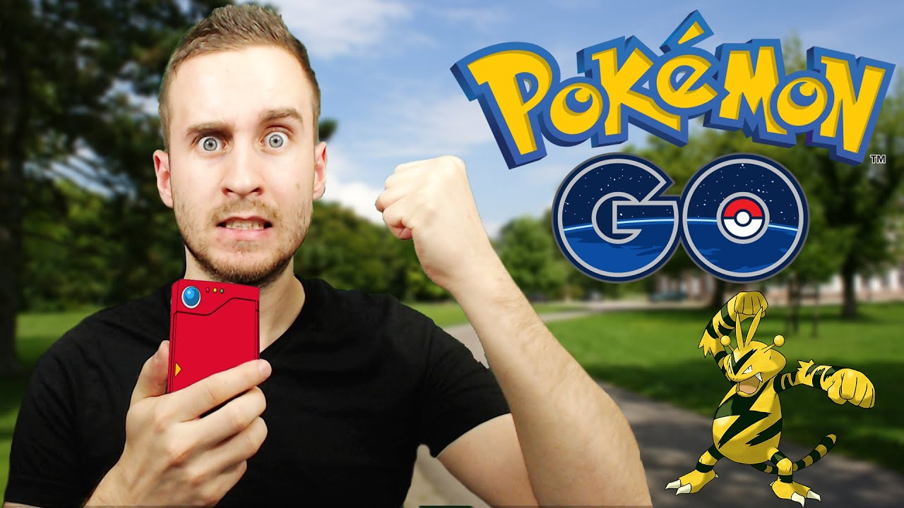 Pokemon go a la recherche d 39 elektek youtube - Pokemon elektek ...