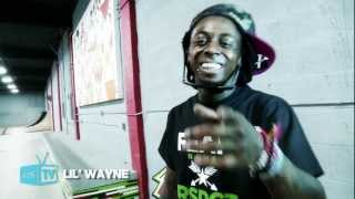 CCS Behind The Cover Lil Wayne