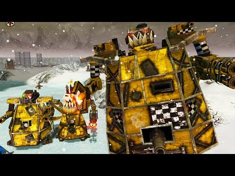 Why Orkz Are The Most Broken Faction And Need To Be Nerfed In Ultimate Apocalypse Mod