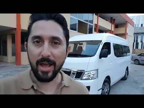 Nissan Urvan NV350 Prueba A Fondo!