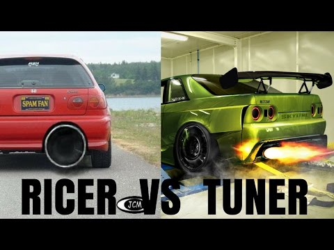RICER VS TUNER (10 MINUTES SPECIAL) FUNNY COMPILATION