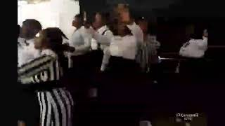 Apostle Luthando Matodlana's broadcast