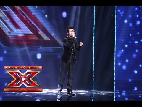 BUỒN ƠI CHÀO MI - ĐẶNG TUẤN PHƯƠNG   TẬP 1 VÒNG HỘI NGỘ - THE X FACTOR - NHÂN TỐ BÍ ẨN 2016