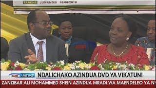 DVD za vikarakosi kutumika kuboresha elimu Tanzania