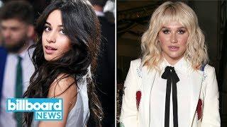 Kesha, Camila Cabello Make Big Moves on This Week