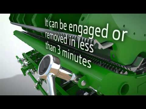 John Deere T series animation boosterbar