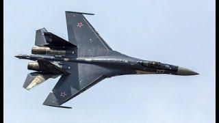 «Это безумие, но потрясающе»: в США потрясены полетом Су-35