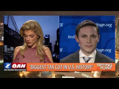 Heritage Tax Expert Adam Michel Talks Trump Tax Cuts with Liz Wheeler