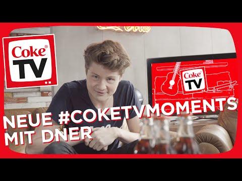 Dner und #CokeTVMoments – Jetzt wieder jeden Freitag