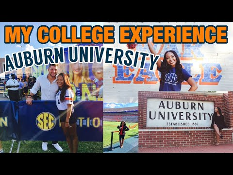 MY COLLEGE EXPERIENCE | AUBURN UNIVERSITY | WORKING, PAYING TUITION & JOINING ORGANIZATIONS
