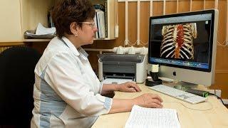 Компьютерная томография. Оценка исследования доктором-радиологом. Продолжает ли расти опухоль.(SITE TV Что такое исследование на компьютерном томографе? Оценка исследования доктором радиологом. Врач-рентг..., 2015-03-27T19:19:58.000Z)