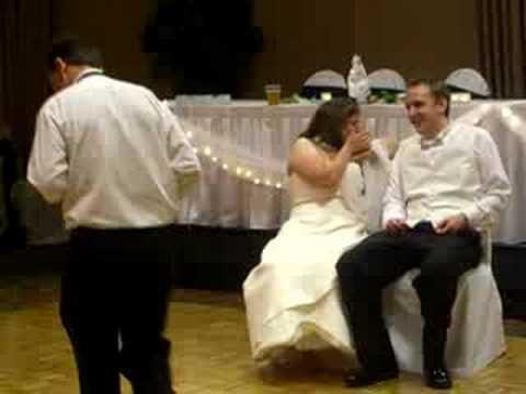 Strokin' Wedding