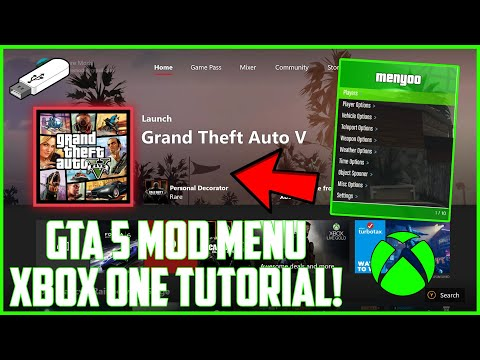 GTA 5: How To Install Mod Menu On Xbox One & PS4! PATCH 1.50 (No Jailbreak!) | NEW 2020!