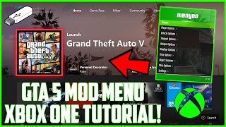 GTA 5: How To Install Mod Menu On Xbox One & PS4! PATCH 1.50 (No Jailbreak!)   NEW 2020!