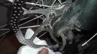видео Устранение шумов и скрипов в тормозах