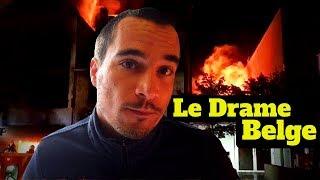 POMPIER DE BELGIQUE  : Un Dramatique Incendie [La Cour d'Honneur #31]