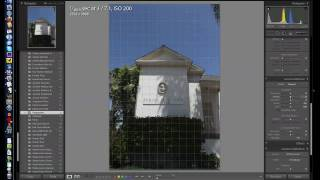 Perspective Correction in Lightroom 3 & 4
