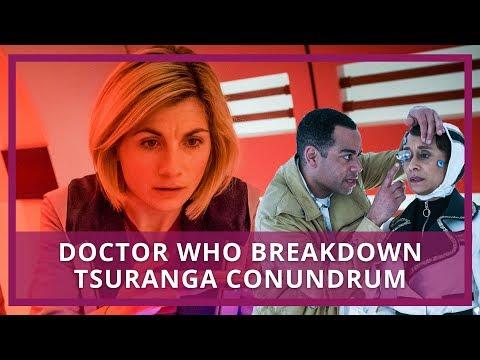 Doctor Who Review   The Tsuranga Conundrum Recap